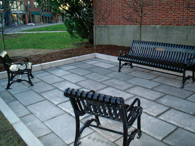 Brookline's Garden of Remembrance