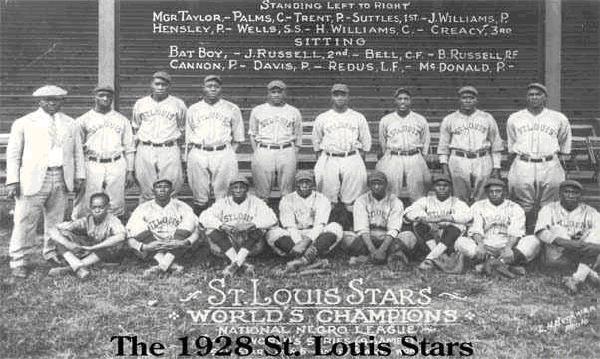 1928 St. Louis Stars